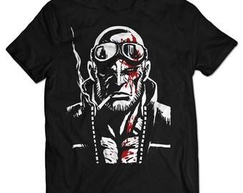 MadWorld Jack Cayman T-shirt