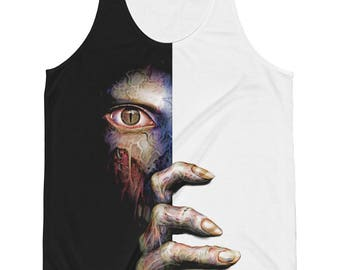 Resident Evil 2 Zombie Sublimation Tank Top