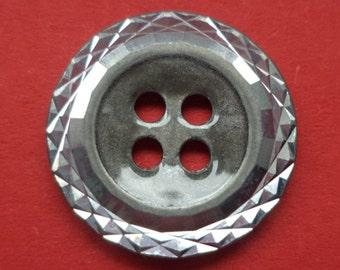 18 mm (2938) metal button jacket buttons buttons 6 METAL BUTTONS silver