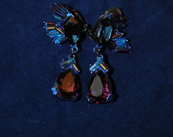 Christian Lacroix 1995 clip earrings