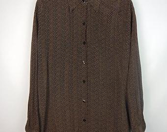 Vintage Black/Gold Shirt