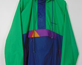 Vintage Green/Navy Jacket