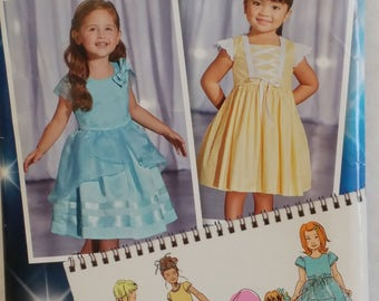 Simplicity Pattern 1171 Sizes 4 to 8