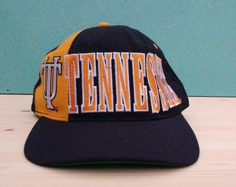 90's Starter University of Tennessee Volunteers wool snapback cap