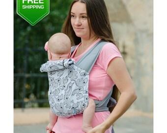 Mei Tai Baby Carrier, Baby Wrap Sling, Mei Tai, Toddler Carrier, Baby Carrier, Baby Gifr, Newborn Gift, Mei Tei, Baby Accessories, Accessory