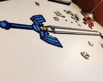 Pixel Sword - Inspired Zelda Sword