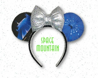 Space Mountain Ears