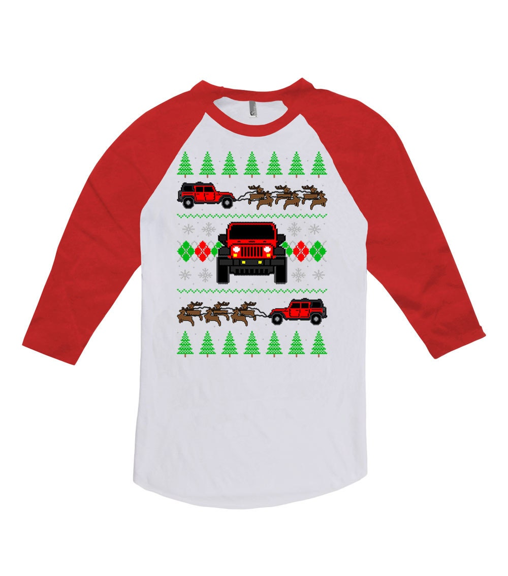 Ugly christmas t shirt funny holiday gift ideas for men xmas for Tacky t shirt ideas