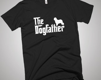 Old English Sheepdog Dogfather T-Shirt