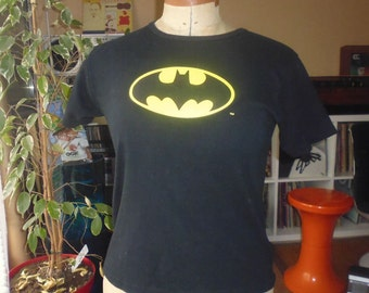 Vtg 90's T-shirt DC Batman for women