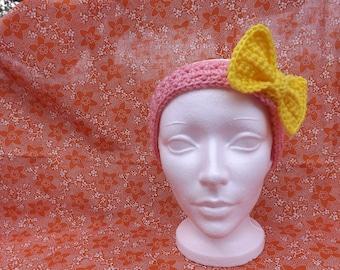Lemonade Adult Headband