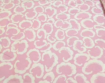 Pink Cloud Cotton Fabric from Free Spirit Fabrics