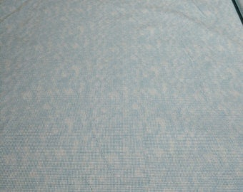 Dit Dot-Sky Blue Cotton Flannel Fabric from In the Beginning