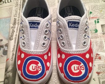 Chicago Cubs Kids Shoes