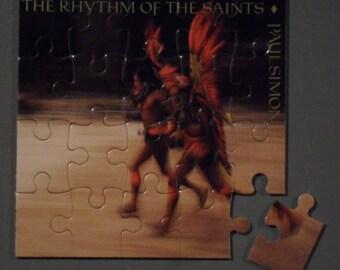 Paul Simon CD Cover Magnetic Puzzle