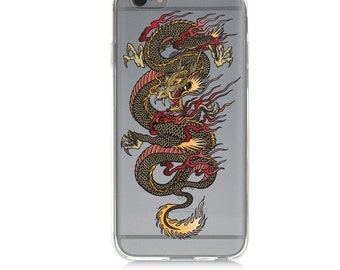 iPhone - Samsung Galaxy - TPU Soft Rubber Cell Phone Case - Angry Snake - High quality Soft Silicon -Designed and Printed in USA