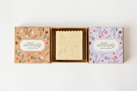 Items Similar To Soap Gift Set For Mom. Personalized Birthday Gift For Women. Customized Gifts ...