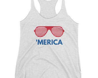 merica, funny fourth tank, july 4th womens shirt, 4th of july womens shirt, fourth of july shirt, 4th of july shirt, graphic tee, fourth