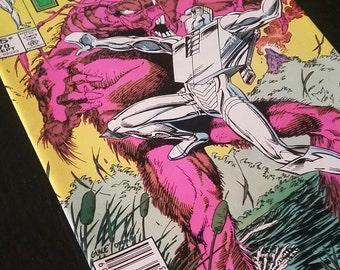 ROM Comic Book, Vintage ROM Comic Book, Vintage Marvel Comics, Marvel Comics, 1980s Comic Books, 1980s ROM Comic, Comic Books, Vintage Comic