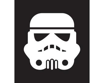 Storm Trooper poster - Star Wars