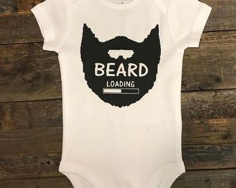 Baby Beard Bodysuit