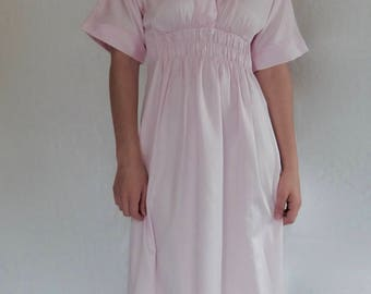 50% Off! Vintage Pink Satin Nightgown