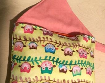 Pochette pour couches et lingettes/Diaper Clutch