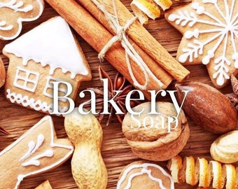 Bakery Scented Bar Soap