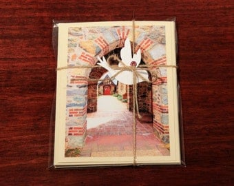 Grace Episcopal Church Photographic Note Card Pack