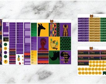 Kumasi Planner Stickers Erin Condren