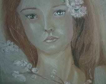Spring - Original - Seasons, Pastels