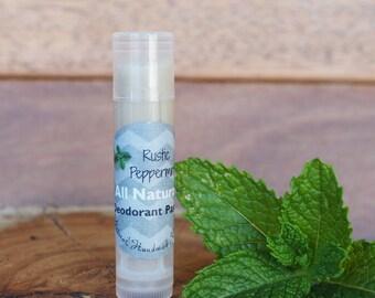 Natural Vegan Deodorant Paste sample size