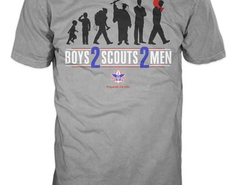 Boys 2 Scouts 2 Men | Eagle Scout Gift | Officially Licensed BSA Gear