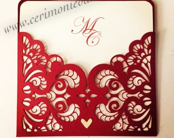 Investments lace, printing included