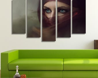 LARGE XL Canvas Wall Art Print Home Decoration - Framed and Stretched - 7028