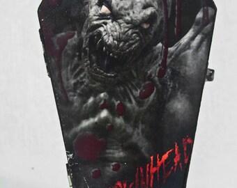 Horror Coffin - Pumpkinhead