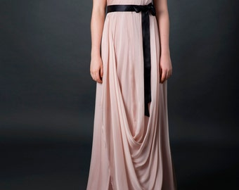 Evening gown, Formal wear, Ater five gown, Bridesmaid gown