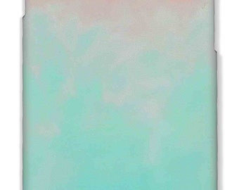 iPhone 6 Case -  Pink & Blue Abstract
