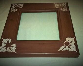 Farmhouse Handmade Mirror (Second)