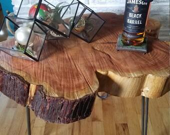 Live Edge Table Slab