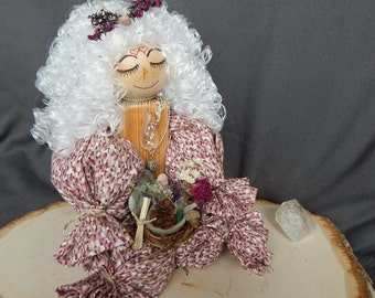 Aromatherapy Friendship Doll