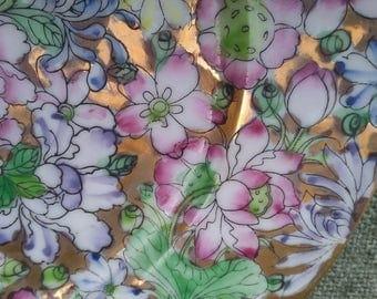ACF Japanese Porcelain Ware Dish Decorated In Hong Kong
