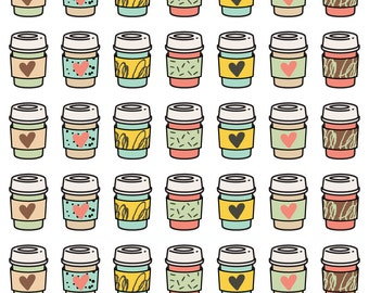 Starbucks Coffee Stickers
