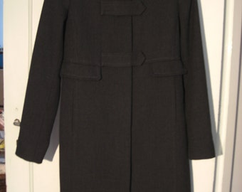 Beautiful 90 's winter by Marlene Birger size 36 Anthracite Grey