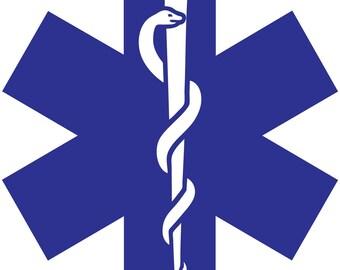 Medic Decals 4x4