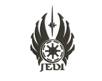 Star Wars Embroidery designs - Machine embroidery design