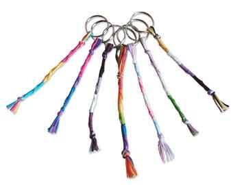 Pride Flag Keyring / Keychain