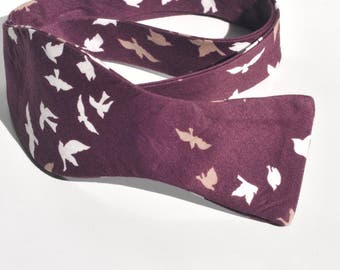 Birds Fly Southwest Bow Tie