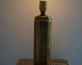 The luminous water bottle (water bottle in copper of time)