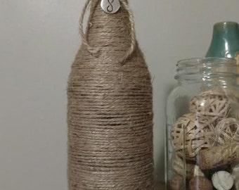 Twine Bottle Design